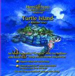 Компакт-диск Острова Черепахи (Turtle Island CD)